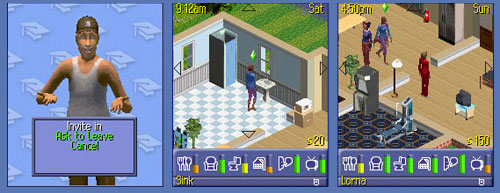 The Sims 2 Mobile (38.97КиБ)