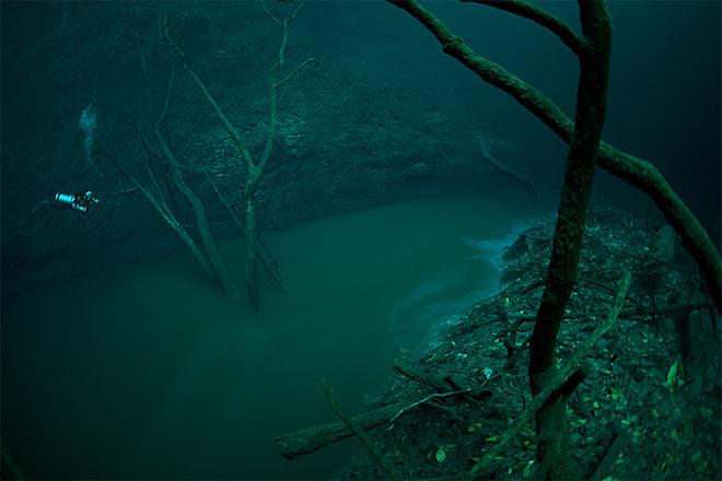 Подводная река (39.91Kb)