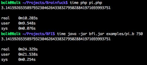 BFi vs PHP BF (15.14КиБ)